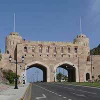 Flights to Muscat