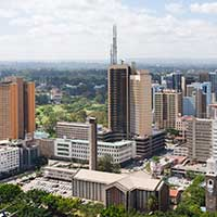 Flights to Nairobi