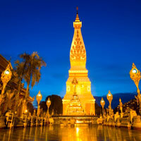 Flights to Nakhon Phanom