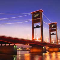 Flights to Palembang