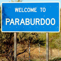 Flights to Paraburdoo