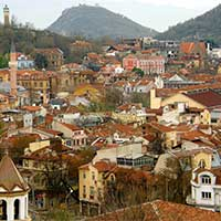 Flights to Plovdiv