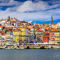 Flights to Porto