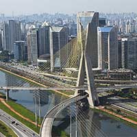 Flights to Sao Paulo