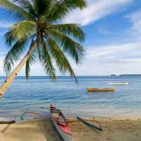 ticket Philippine Airlines - Siargao