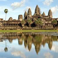 ticket Cambodia Angkor Air - Siem Reap