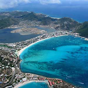 Flights to Sint Maarten