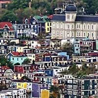 Flights to St. John's