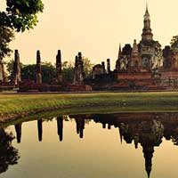 Flights to Sukhothai