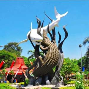 Flights to Surabaya