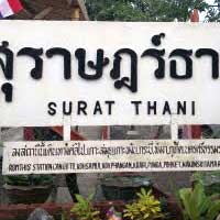 ticket Thai Lion Air - Surat Thani