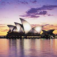 ticket Etihad Airways - Sydney