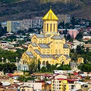 Flights to Tbilisi