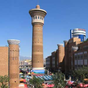 Flights to Urumqi