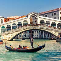 ticket British Airways - Venice