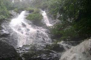 Bajuin Waterfall