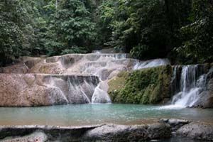 Moramo Waterfall
