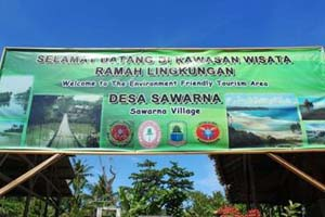 Sawarna Village